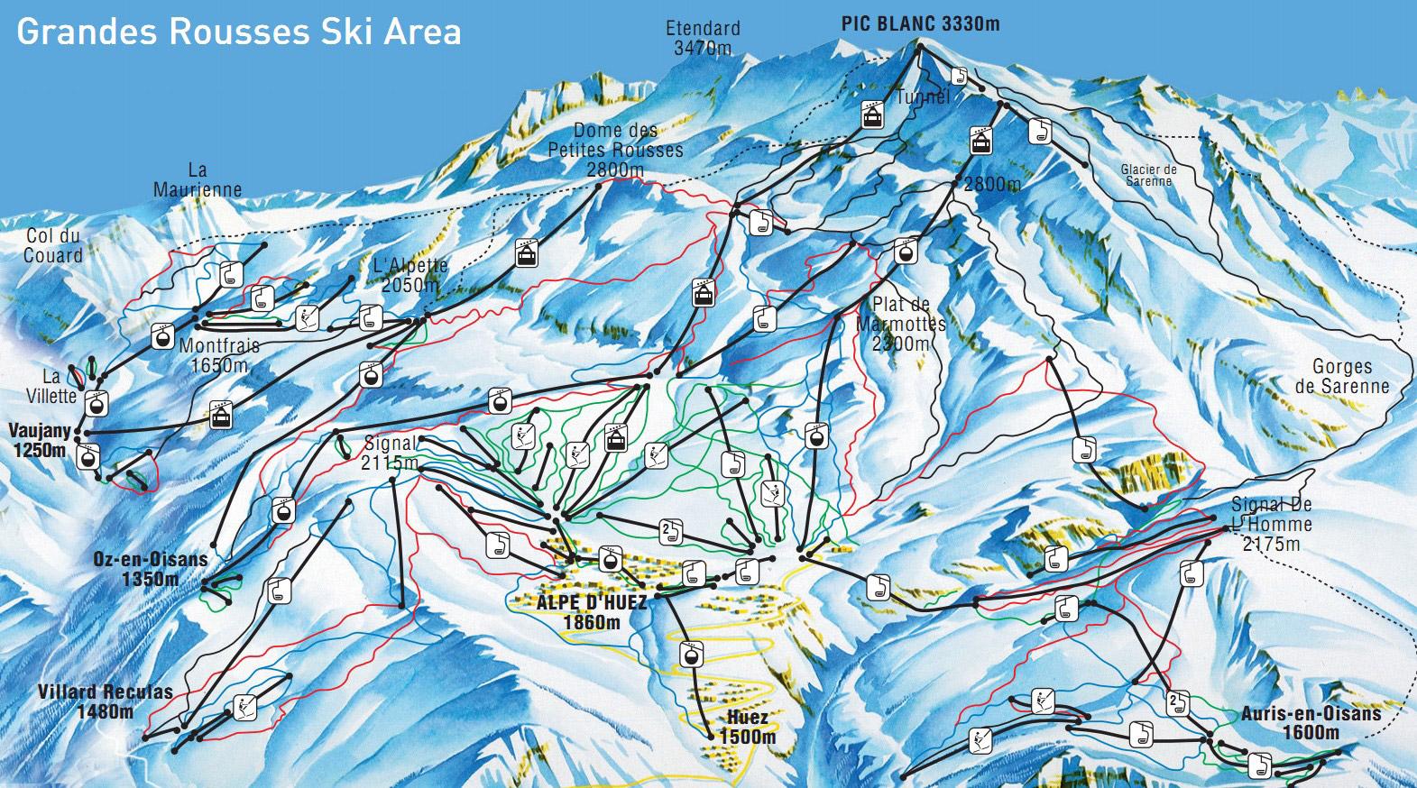 Alpe d 39 huez ski portal - Office tourisme alpe huez ...