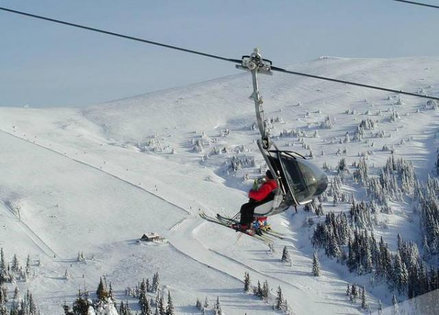Skijanje lachtal ski portal