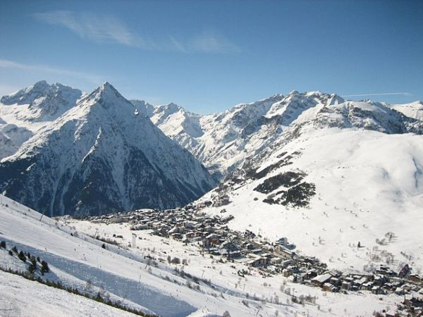 Les 2 Alpes-istaknuta