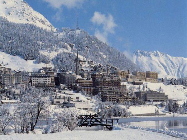 St.Moritz-istaknuta