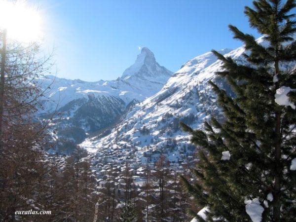 Zermatt-istaknuta