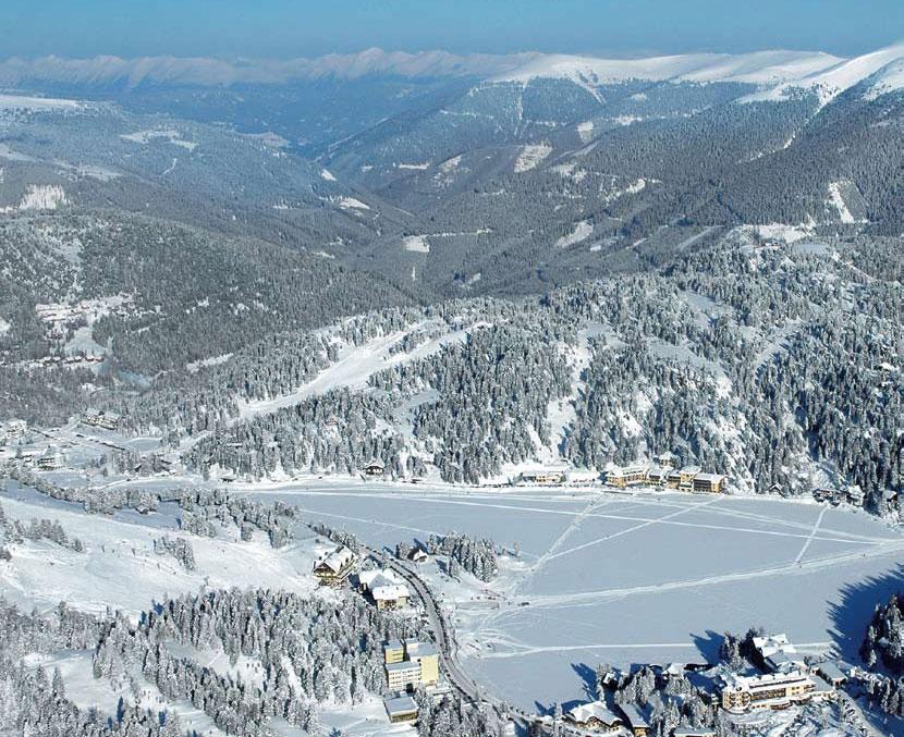Turracher h he ski portal for Turracher hohe skigebiet