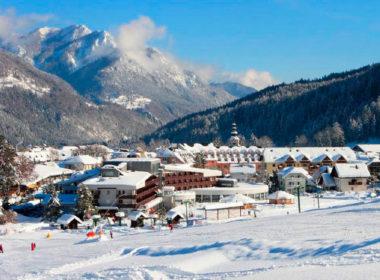 Skijanje Slovenija - Kranjska gora