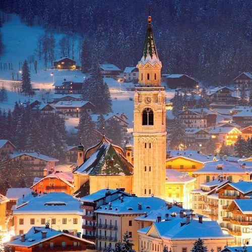 Skijaški smještaji u centru grada