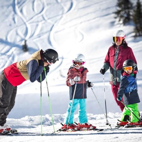 Skijaški smještaj za obitelj