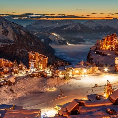 Smještaj na skijalištu ski in out