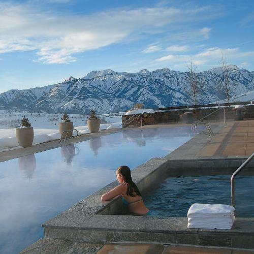 Skijaški smještaji s bazenom